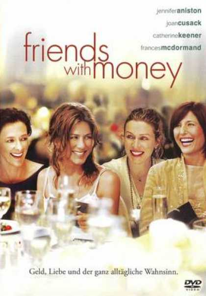 German DVDs - Friends With Money