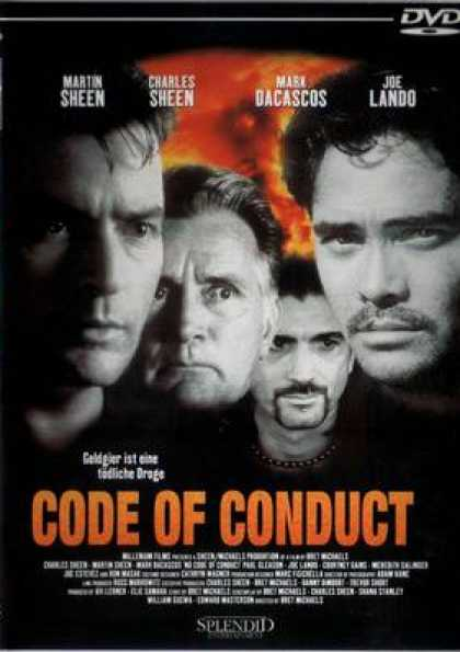 German DVDs - Code Of Conduct