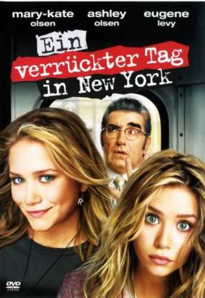 German DVDs - New York Minute