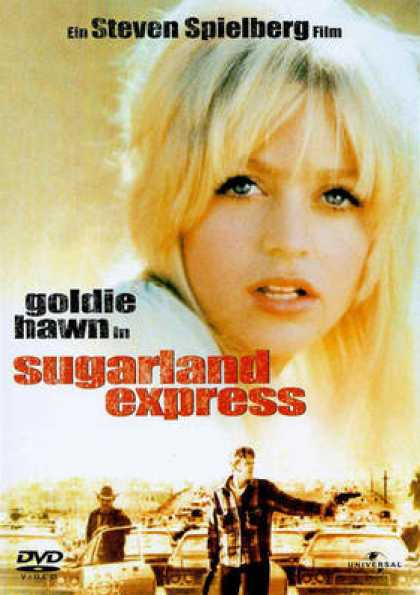 German DVDs - The Sugarland Express