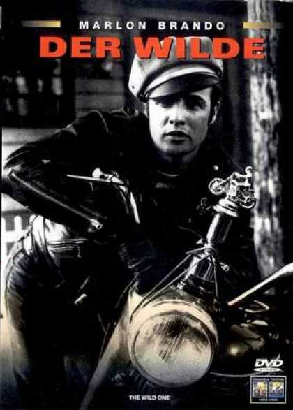 German DVDs - The Wild One