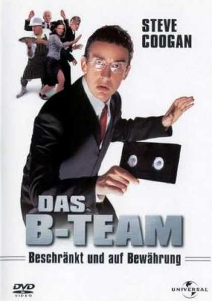 German DVDs - The B Team