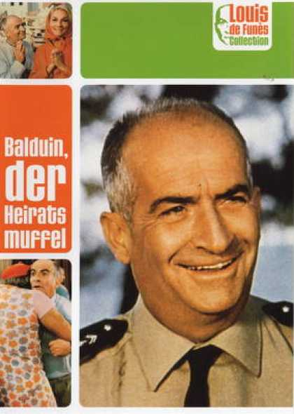 German DVDs - Balduin Der Heiratsmuffel CE