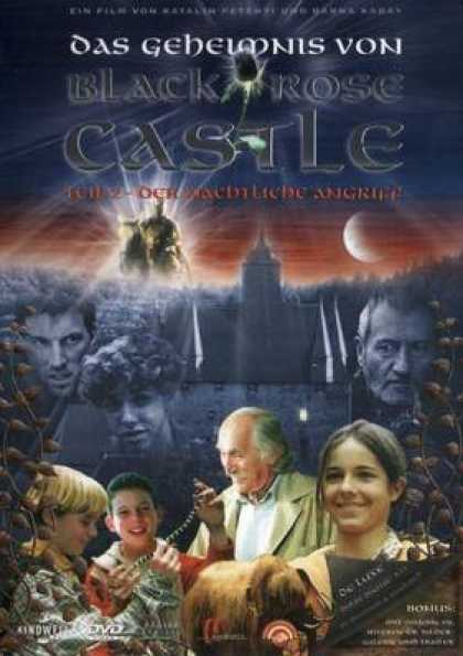 German DVDs - The Mystery Of Black Rose Castle 2