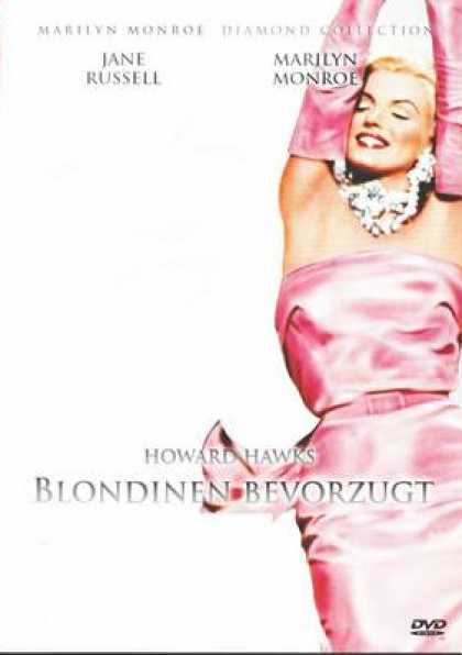 German DVDs - Gentlemen Prefer Blondes