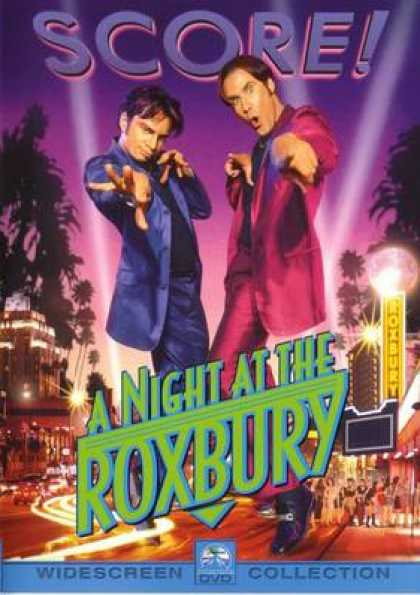 German DVDs - A Night At The Roxbury