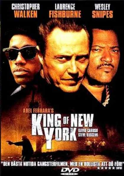 German DVDs - King Of New York