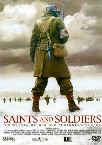 German DVDs - Saints And Soldiers