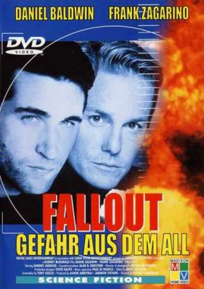 German DVDs - Fall Out