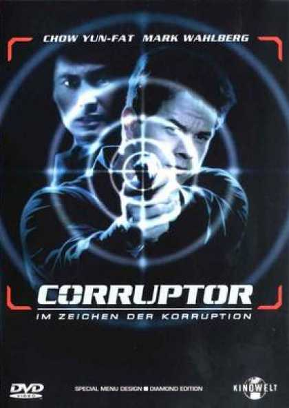 German DVDs - Corruptor