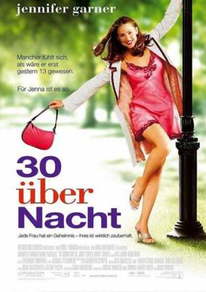 German DVDs - 13 Going On 30