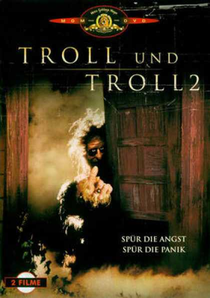 German DVDs - Troll And Troll 2