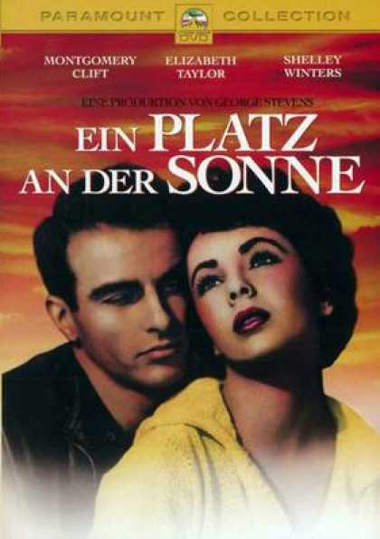 German DVDs - A Place In The Sun