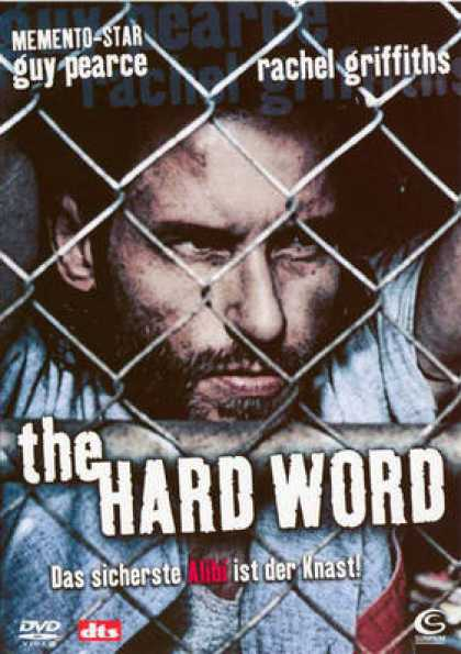 German DVDs - The Hard Word