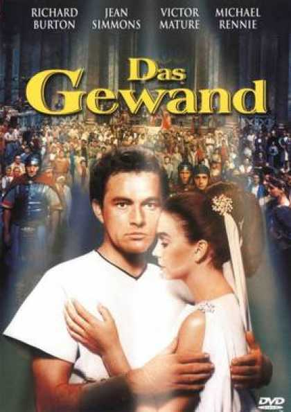 German DVDs - The Robe
