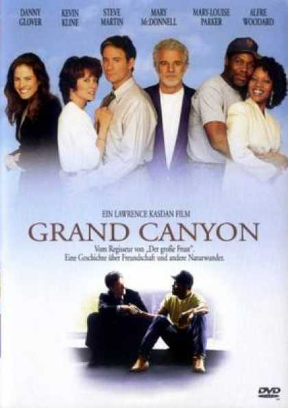 German DVDs - Grand Canyon