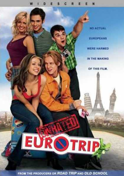 German DVDs - Eurotrip