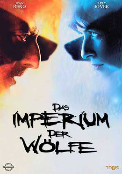 German DVDs - Empire Of The Wolves