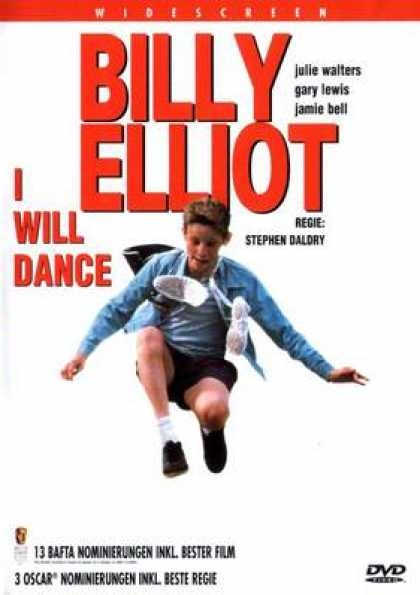 German DVDs - Billy Elliot - I Will Dance