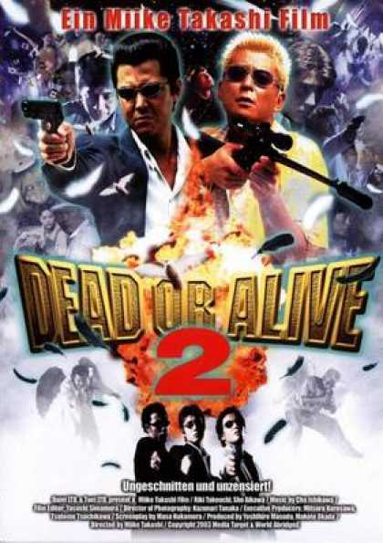 German DVDs - Dead Or Alive 2