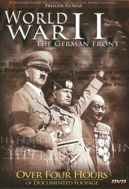 German DVDs - World War II: The