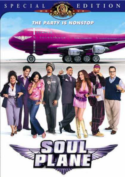 German DVDs - Soul Plane