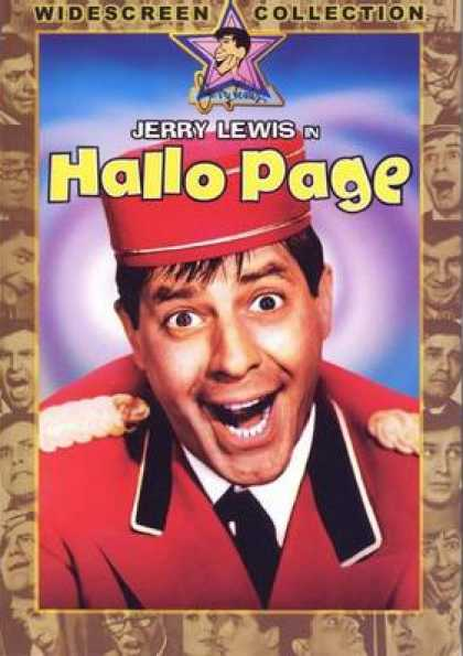 German DVDs - Hallo Page Jerry Lewis