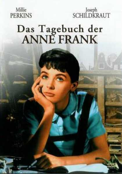 German DVDs - The Diary Of Anne Frank
