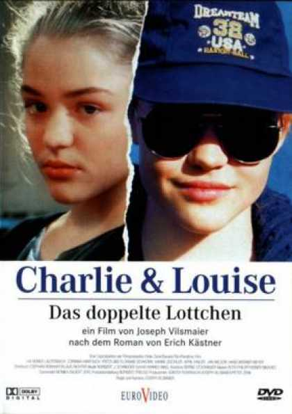 German DVDs - Charlie And Louise