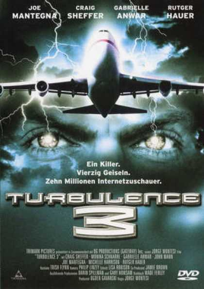 German DVDs - Turbulence 3
