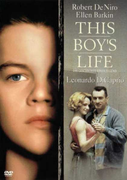 German DVDs - This Boys Life