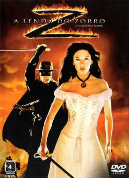 German DVDs - The Legend Of Zorro