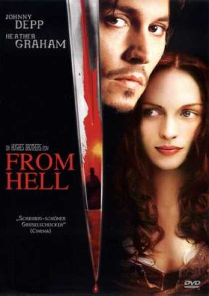 German DVDs - From Hell