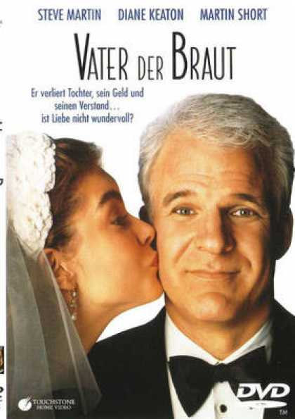 German DVDs - Father Of The Bride
