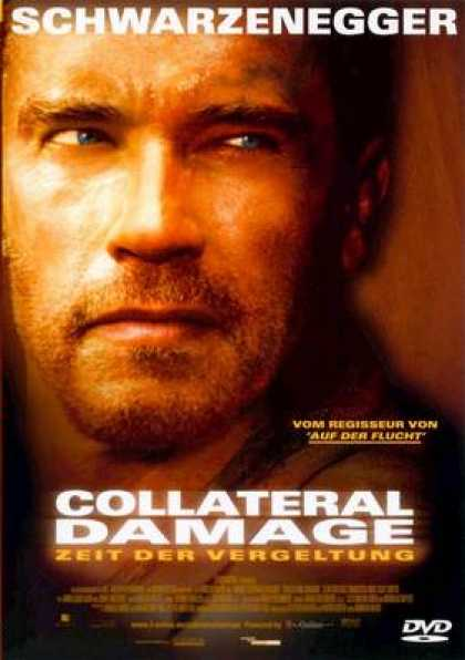 German DVDs - Collateral Damage
