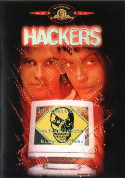 German DVDs - Hackers