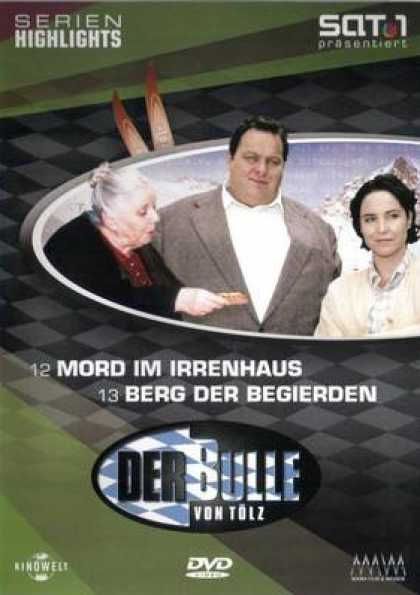 German DVDs - The Bull Vol 7