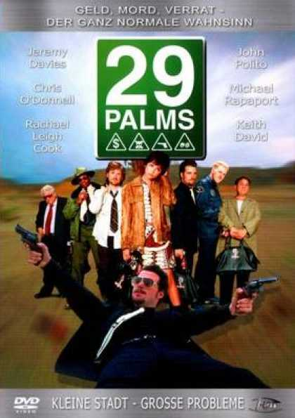 German DVDs - 29 Palm -