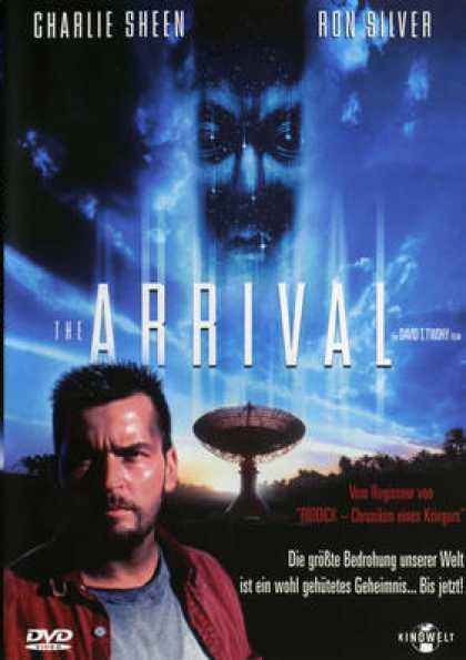 German DVDs - The Arrival 1996