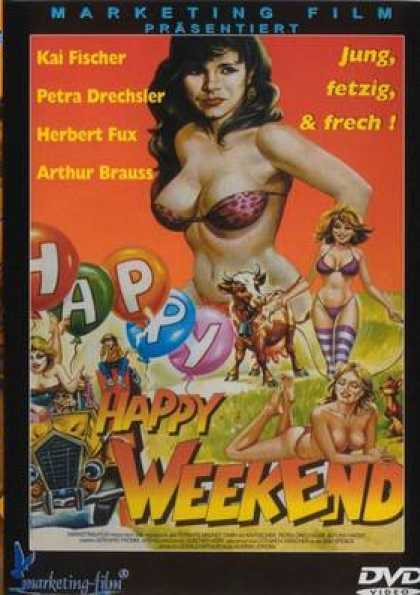 German DVDs - Happy Weekend