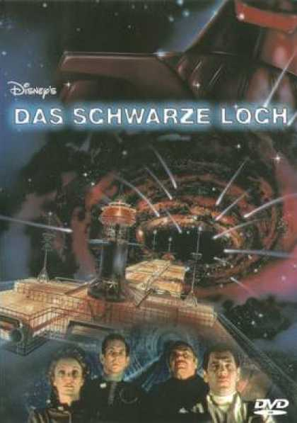 German DVDs - The Black Hole