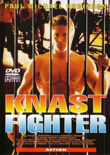 German DVDs - Knast Fighter