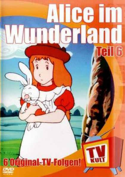 German DVDs - Alice In Wonderland Part 6