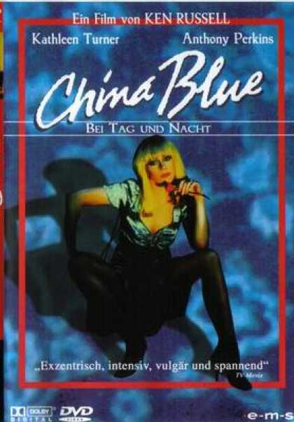 German DVDs - China Blue