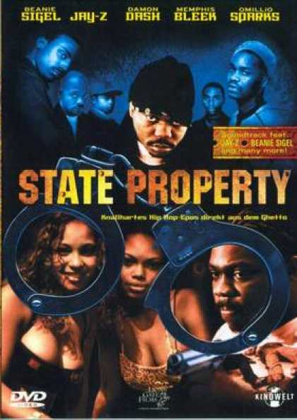 German DVDs - State Property