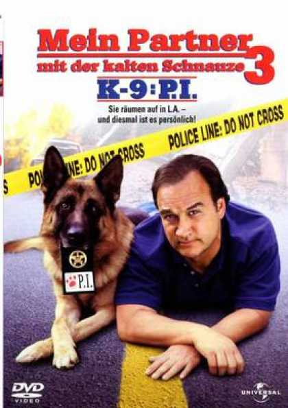 German DVDs - K9 Pi