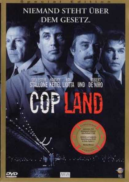 German DVDs - Cop Land
