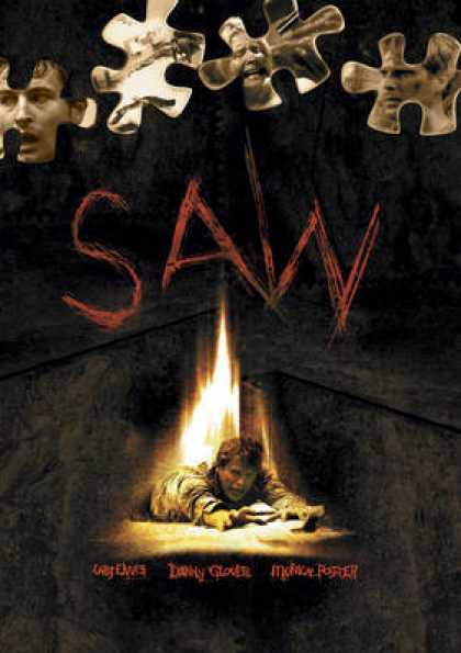 German DVDs - Saw