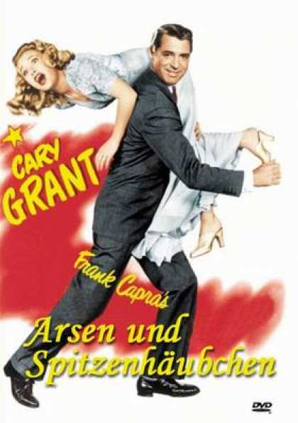 German DVDs - Arsenic And Old Lace