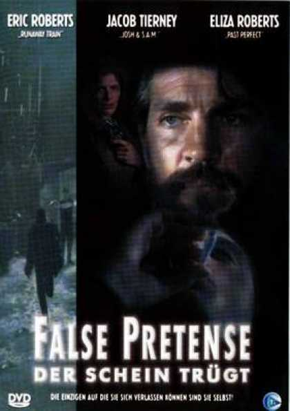 German DVDs - False Pretense